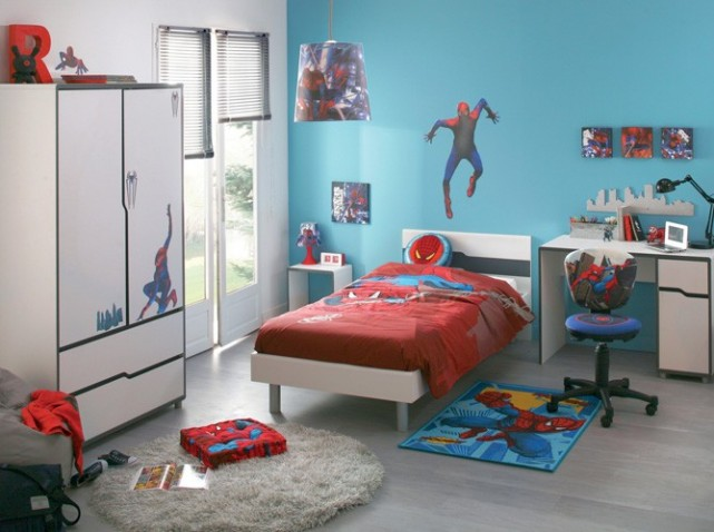 comment d corer une chambre d enfant. Black Bedroom Furniture Sets. Home Design Ideas