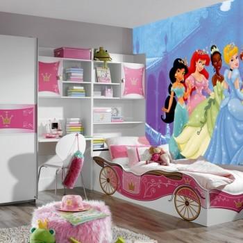 Une chambre de Princesse pour sa fille