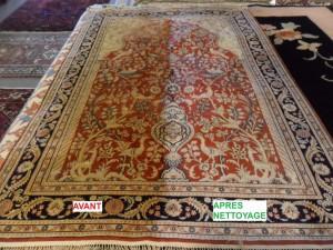 Nettoyage de tapis avec ou sans l aide d un professionnel - Nettoyage d un tapis shaggy ...