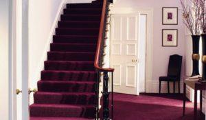 moquette-escalier