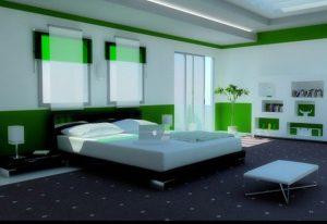revêtement-de-sol-idée-originale-moquette-chambre-coucher-